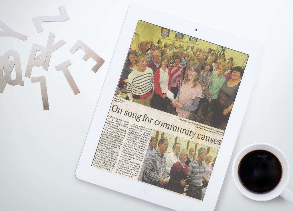 Horsell Community Choir