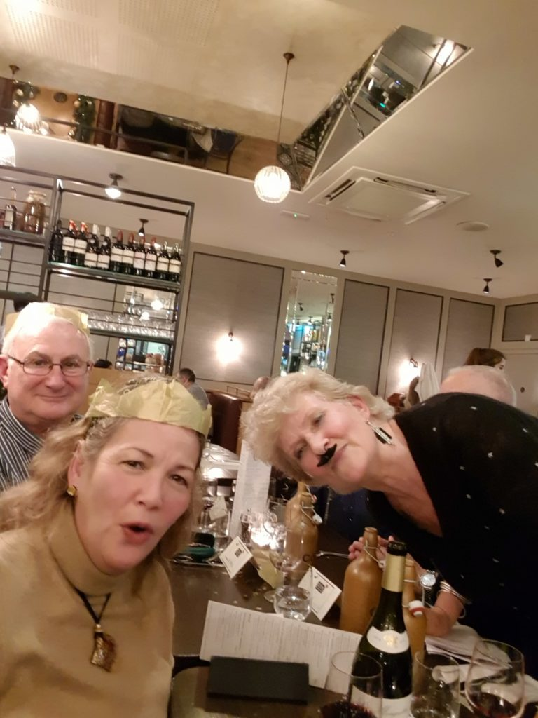 Christmas dinner with Woking News & Mail
